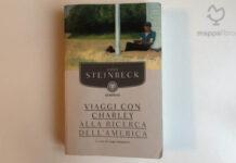 """Copertina del libro """"Viaggio con Charley. Alla ricerca dell'America"""" di John Steinbeck"""