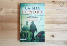"""Copertina del libro """"La mia Londra"""" di Simonetta Agnello Hornby"""