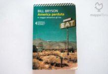 """Copertina del libro """"America perduta"""" di Bill Bryson"""