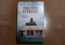 """Copertina del libro """"Nelle terre estreme"""" di Jon Krakauer"""