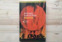 "Copertina del libro ""Imperium"" di Ryszard Kapuscinski"