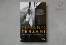 """Copertina del libro """"Un indovino mi disse"""" di Tiziano Terzani"""