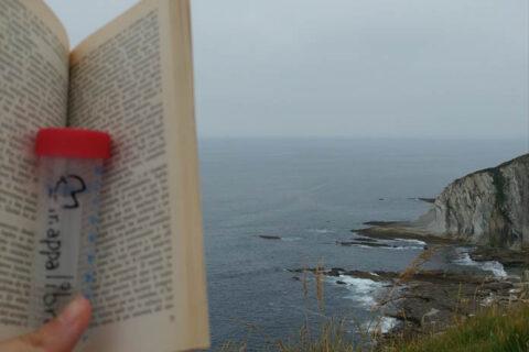 Mappalibro, foto di un libro spagnolo a Bilbao (Spagna)