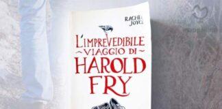 """Copertina del libro """"L'imprevedibile viaggio di Harold Fry """" di Rachel Joyce"""