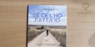 """Copertina del libro """"Se ce l'ho fatta io"""" di Monica Nanetti"""
