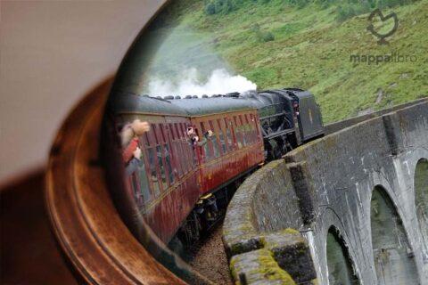 Dove vedere il treno di Harry Potter