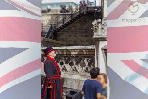 Raven Master nella torre di Londra