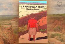 """Copertina del libro """"La fine della terra"""" di Massimo Lazzari"""