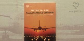 """Copertina del libro """"Allacciate le cinture"""" di Pietro Pallini"""