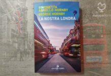 """Copertina del libro """"La nostra Londra"""" di Simonetta Agnello Hornby e George Hornby"""
