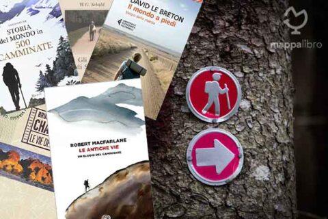 Consigli di lettura: i migliori libri per viaggiare a piedi