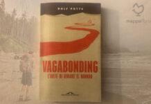 """Copertina del libro """"Vagabonding. L'arte di girare il mondo"""" di Rolf Potts"""