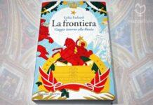 """Copertina del libro """"La frontiera. Viaggio intorno alla Russia"""" di Erika Fatland"""