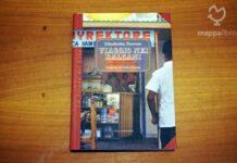 """Copertina del libro """"Viaggio nei Balcani. Cibo senza frontiere nel vorticoso cuore d'Europa"""" di Elisabetta Tiveron"""
