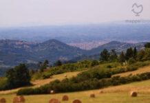 La prima vista su Firenze, foto per gentile concessione di infoSasso