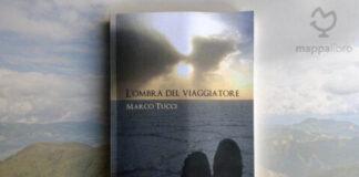 """Copertina del libro """"L'ombra del viaggiatore"""" di Marco Tucci"""