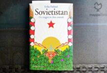 """Copertina del libro """"Sovietistan"""" di Erika Fatland"""