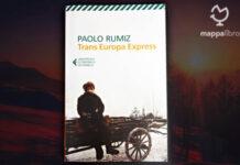 """Copertina del libro """"Trans Europa Express"""" di Paolo Rumiz"""