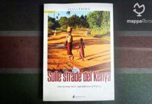 """Copertina del libro """"Sulle strade del Kenya. Una mzungu tra le contraddizioni dell'Africa"""" di Diana Facile"""