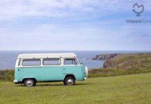 Minivan da Nomade digitale
