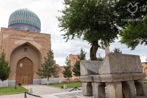 moschea Bibi-Khanym