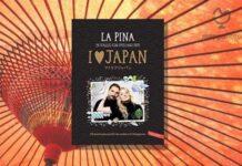 """Copertina del libro """"I Love Japan. In viaggio con Emiliano Pepe. 20 posti pazzeschi da vedere in Giappone"""" di La Pina"""