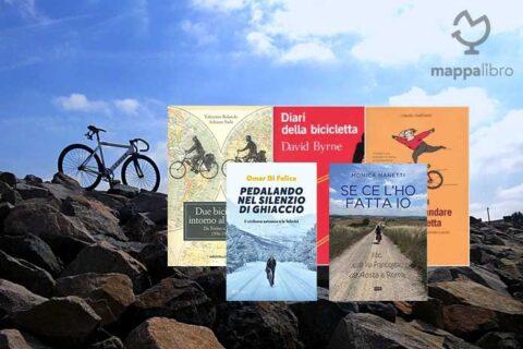 5 libri per innamorarsi dei viaggi in bici
