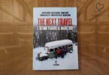 """Copertina del libro """"The Next Travel: L'ultimo viaggio al Magic bus"""" di D. De Giorgio - M. Gabrieli - D. Bertè - T. Galletti - R. Rizzitiello - V. Tauro"""