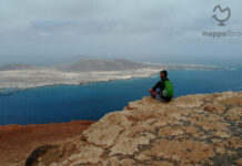 Mirador del Río, punto panoramico dell'isola di Lanzarote