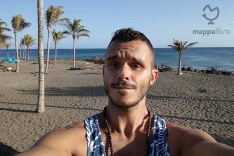 La lunga spiaggia di Puerto del Carmen
