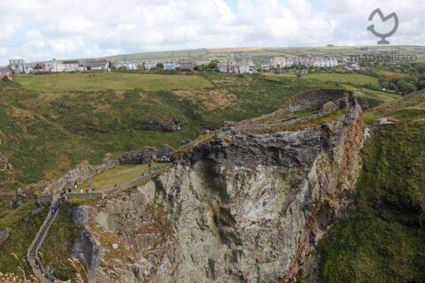 Le rovine del castello