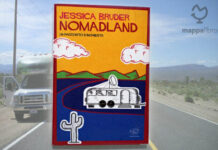 """Copertina del libro """"Nomadland. Un racconto d'inchiesta"""" di Jessica Bruder"""